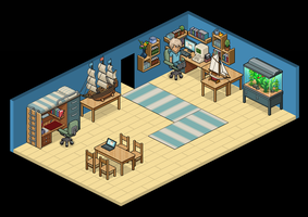 My Habbo Pixels 1 by jjnaas
