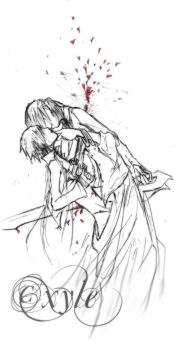 a Lovecry Tragicromance by xyle