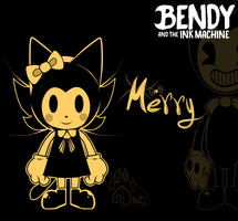 Merry Grin Bendy by gisselle50