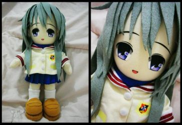 Tomoyo Sakagami by renealexa-plushie