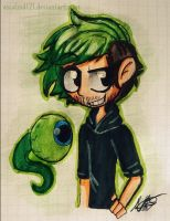 .Jacksepticeye. by vocaloid121