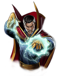 Canceled project - Doctor Strange by Fan-the-little-demon
