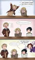 Fun With Accents by JustMeBeingADork