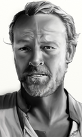 Sir Jorah Mormont by Fru-Vaage