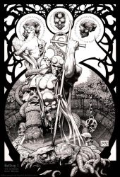 Hellboy: Cross to the Head by andybrase