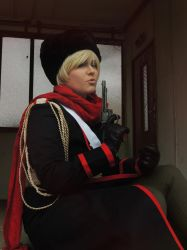 APH Russia/Soviet cosplay by HimeKagamine