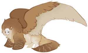 Adult Sphinx 2 [personal] by mamasaurus