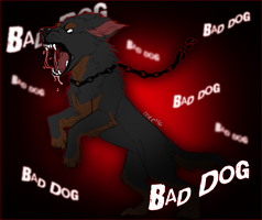 Bad Dog (vent) by DasChocolate