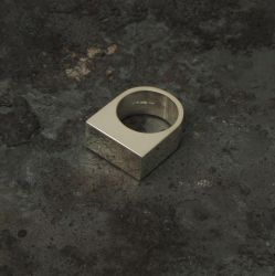 Hollow signet ring by timjo