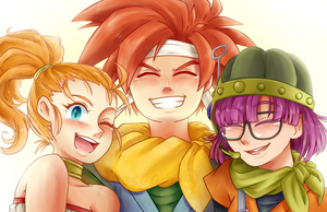 Chrono Trigger by Perseris