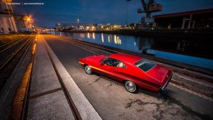 1972 Ford Gran Torino - Shot 11 by AmericanMuscle
