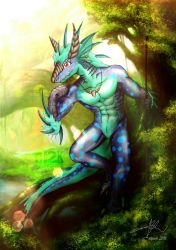 Kotlaztak [In the Woods] by CrazyDragon2000
