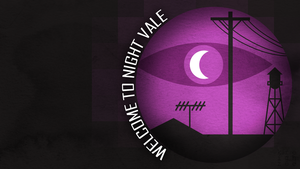 welcome to night vale wallpaper by ivyhaze