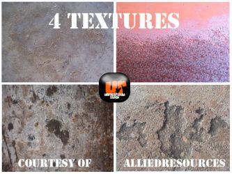 Texture Pack 1 by Unrestricted-Stock