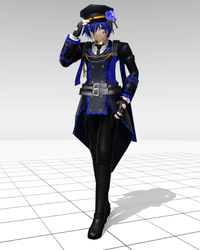 ARREST ROSE Kaito  DL by oOIchibiOo