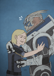 N7 Positive Giveaway Prize by kamidoodles
