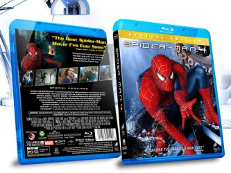 Spider-man 4 (2011) Blu-ray by childlogiclabs