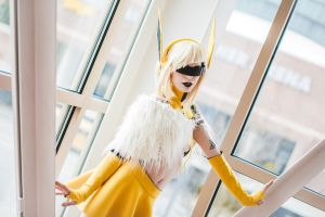 Jolteon Gijinka by Arctic-RevoIution