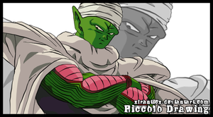 Piccolo by xFranticx