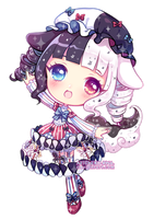 [+Video] 1/2 Chibi For Liliorl by Neko-Rina