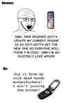 What I think of smart phones by Phracker