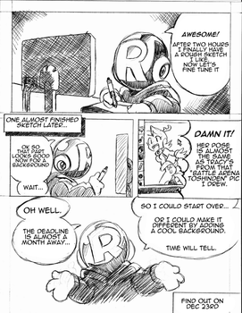 a Comic by rongs1234