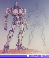 the Great Spirit Robot by Just-Rube