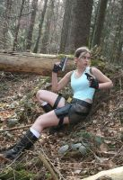 Lara Croft_mix classic3 by Tyalis-photo
