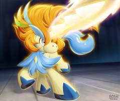 Keldeo's Secret Sword