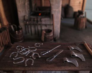 This Is What The Blacksmith Is Made by AtriellMe