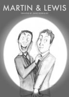 Martin and Lewis by detwayler