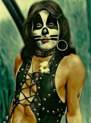 Peter Criss The original drummer of KISS by petnick