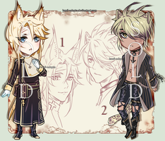 [CLOSED] Auction # 6 by kumi-adopts