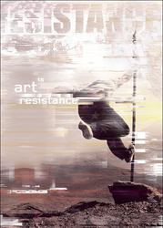 Art is Resistance by brewhizz