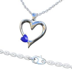 My Heart Necklace for Genesis 8 Female by amyaimei