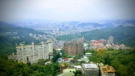 Taipei Day View by unwicked