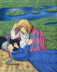 Howl and Sophie by Yamigirl21