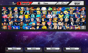 Smash NX. by ThePontusAndersson