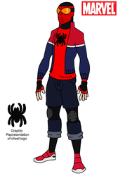 Marvel - Spider-Man (Beginner's Costume) 2018 by HewyToonmore