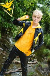 Trust you instincts - ( Spark) POKEMON GO! Cosplay by NipahCos