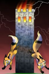 The Tower by cageddreams