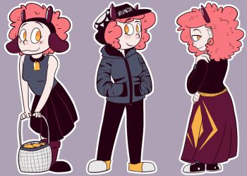Maetober Outfits by Maedeer
