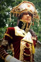 Suleyman - Trinity Blood by OkariDane