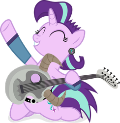 Starlight's Guitar by punzil504