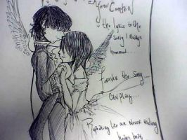 he contained the lyrics by Juices-Delicacy