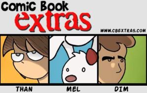 Comic Book Extras by Bluthan