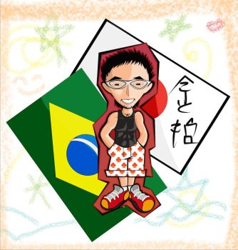 Brasil Japao by Nathassiah