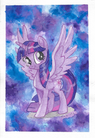 Twilight Movie Watercolor by Themisto97