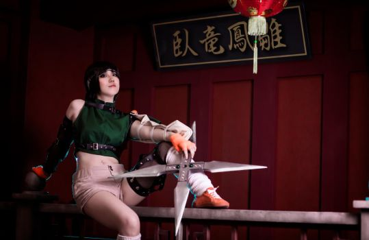 Yuffie by CMOSsPhotography