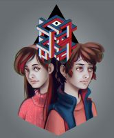 Twins by Seless
